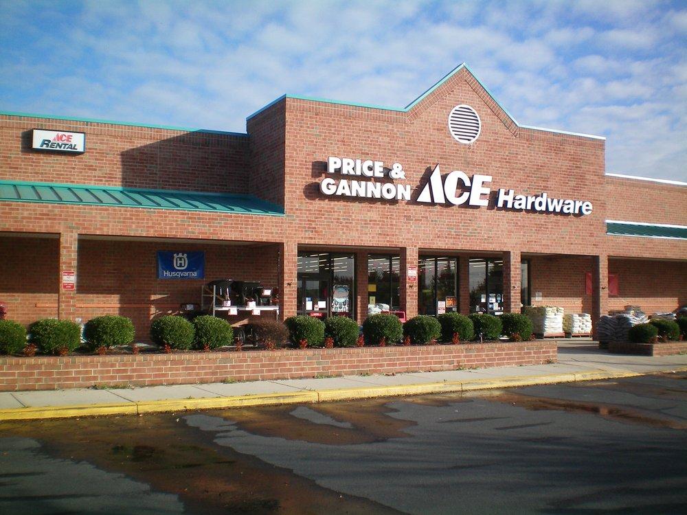 Price & Gannon Ace Hardware & Rental: 2448 Centreville Rd, Centreville, MD
