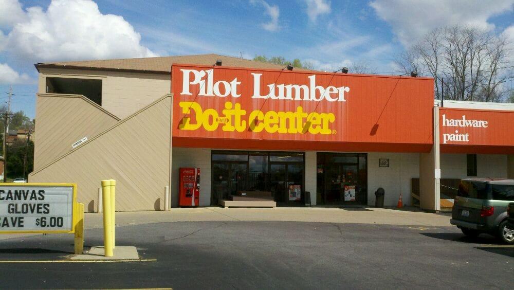 Pilot Lumber: 238 Grandview Ave, Bellevue, KY