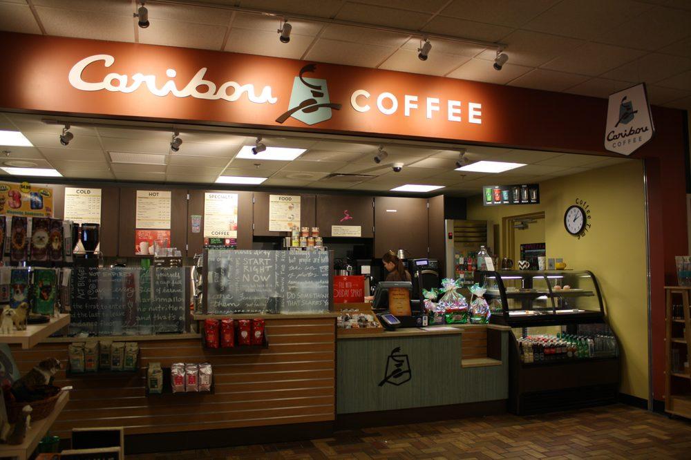 Caribou Coffee: Joplin 44 Truckstop, Joplin, MO