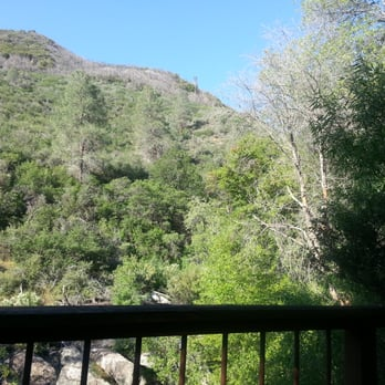 Photo Of Durrwood Creekside Lodge Kernville Ca United States Right View From
