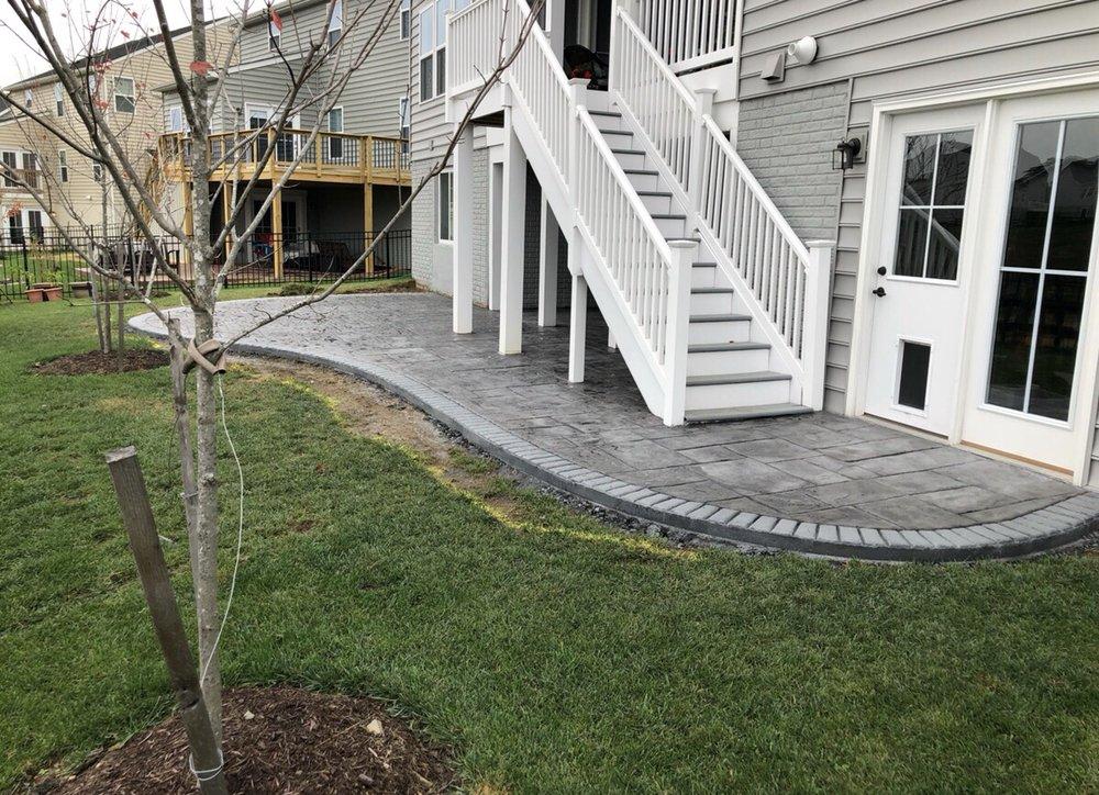 Class A Designer Concrete & Hardscapes: Winchester, VA