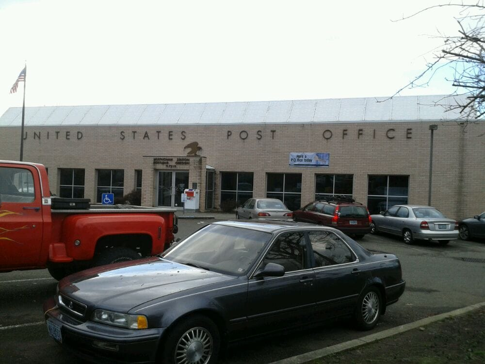 US Post Office: 11166 Highway 395, New Pine Creek, OR