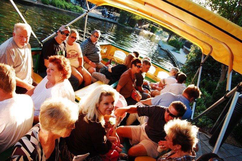 Bricktown Water Taxi