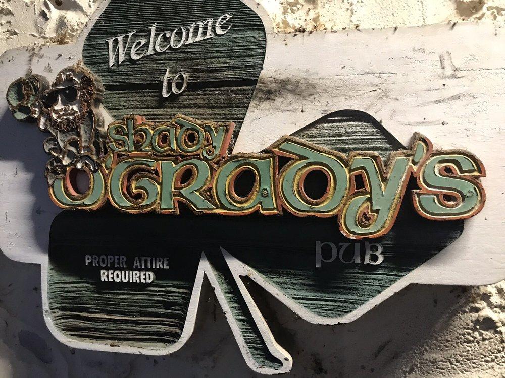 Shady O'grady's Pub: 9443 Loveland Madeira Rd, Cincinnati, OH