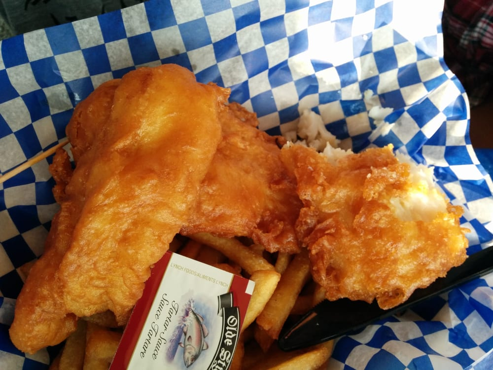 Alaskan whitefish yelp for Alaskan white fish