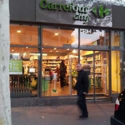 Carrefour City Grocery 5 Rue Antoine Lumiere Monplaisir Lyon
