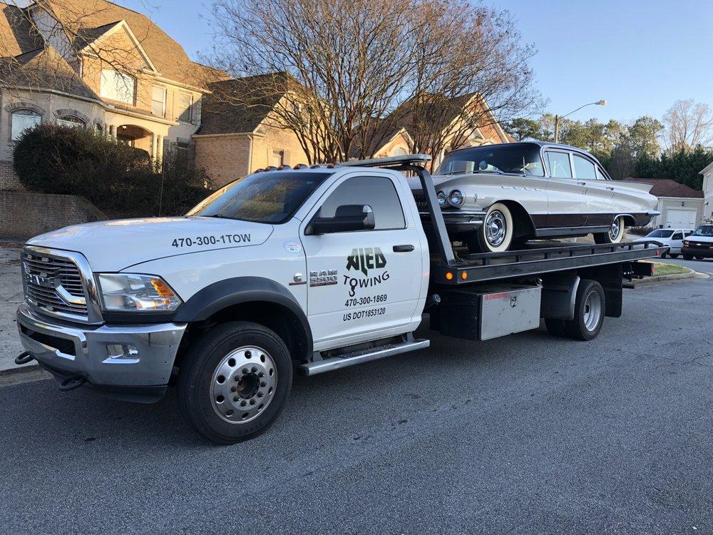 Towing business in Vinings, GA