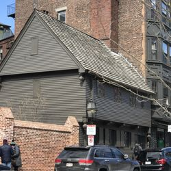 Photo Of The Paul Revere House   Boston, MA, United States