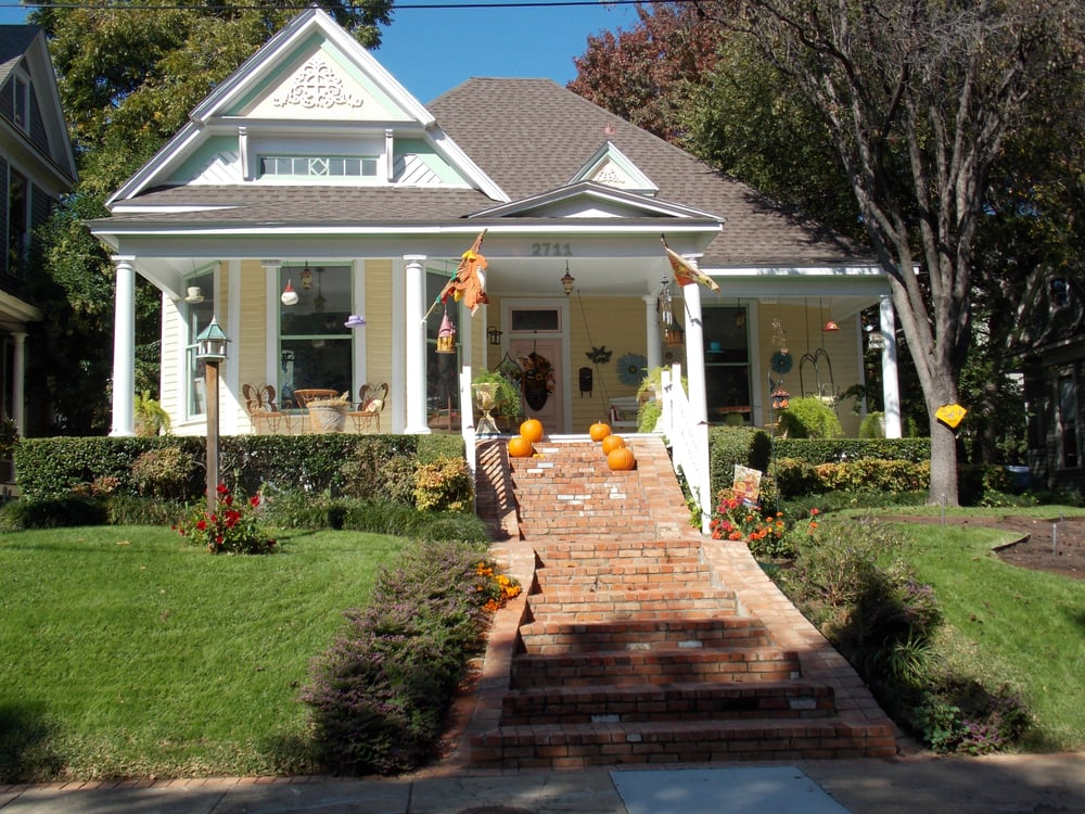 Bed And Breakfast Dallas Tx Uptown