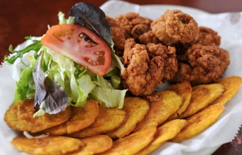 Harlem karibe restaurant catering order food online for Afro caribbean cuisine