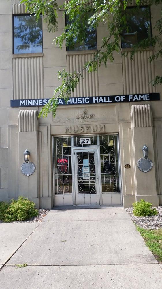 Minnesota Music Hall of Fame: 118 N Minnesota St, New Ulm, MN