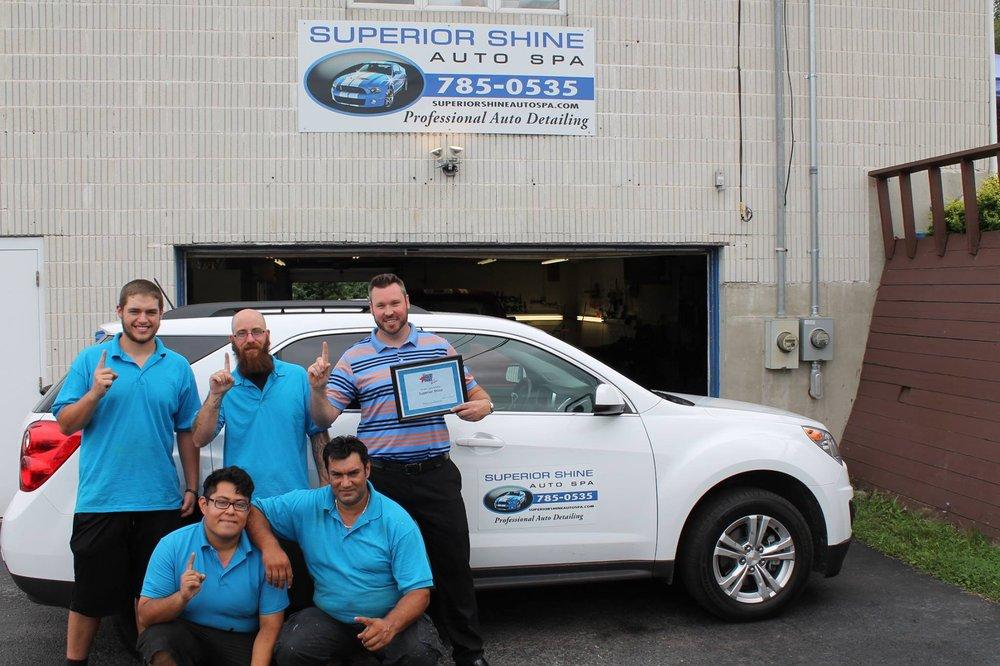 Superior Shine Auto Spa: 404 Front St, Vestal, NY