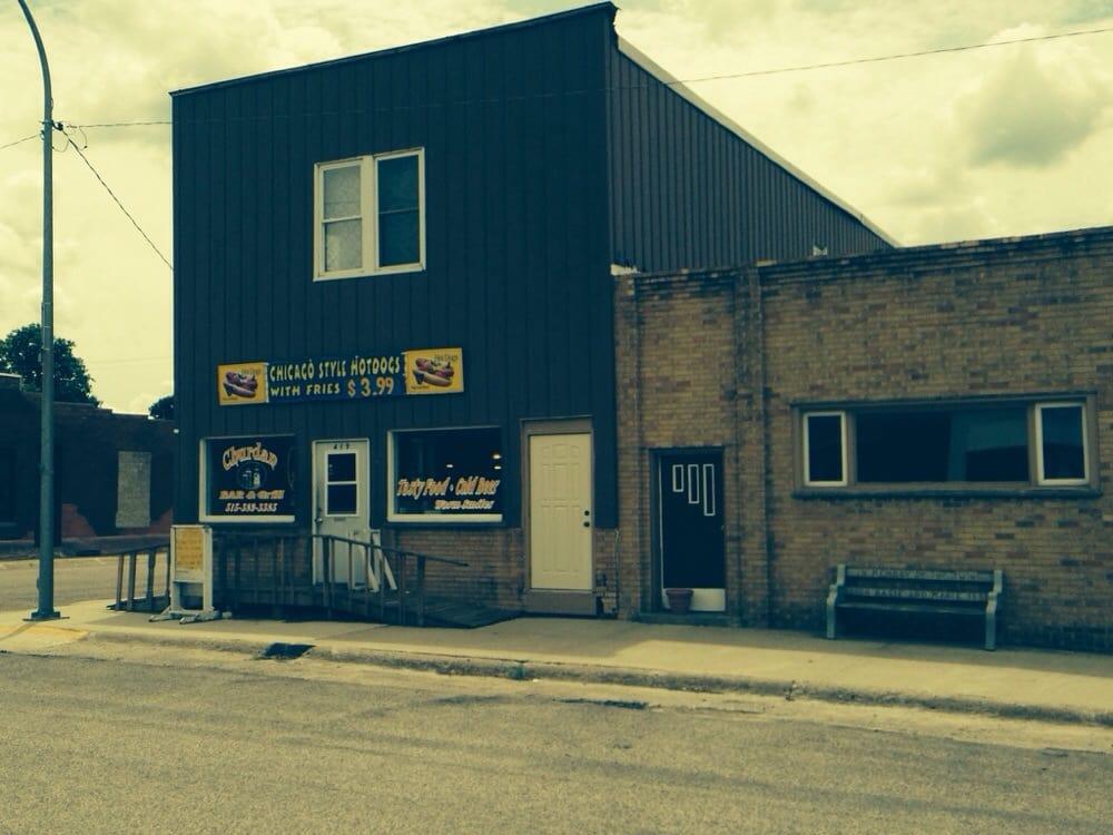 Churdan Bar & Grill: 419 Sand St, Churdan, IA