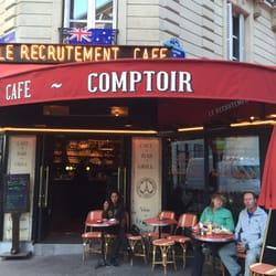 Le recrutement 21 photos 30 avis fran ais 36 boulevard la tour ma - Tour maubourg restaurant ...