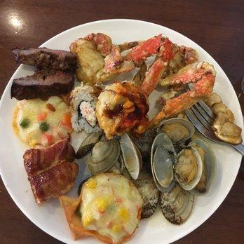 Miraculous Vegas Seafood Buffet New 1697 Photos 1445 Reviews Download Free Architecture Designs Momecebritishbridgeorg