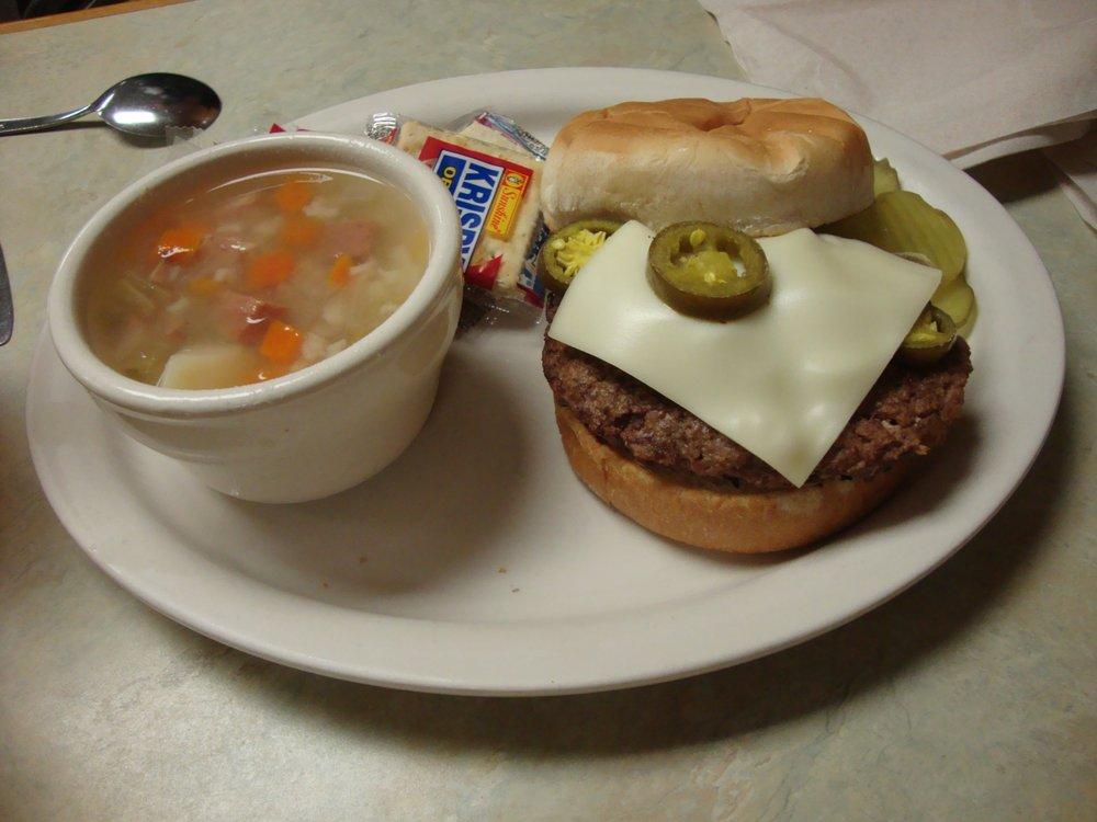 Sportsman Cafe: 109 Main Ave E, Deer River, MN