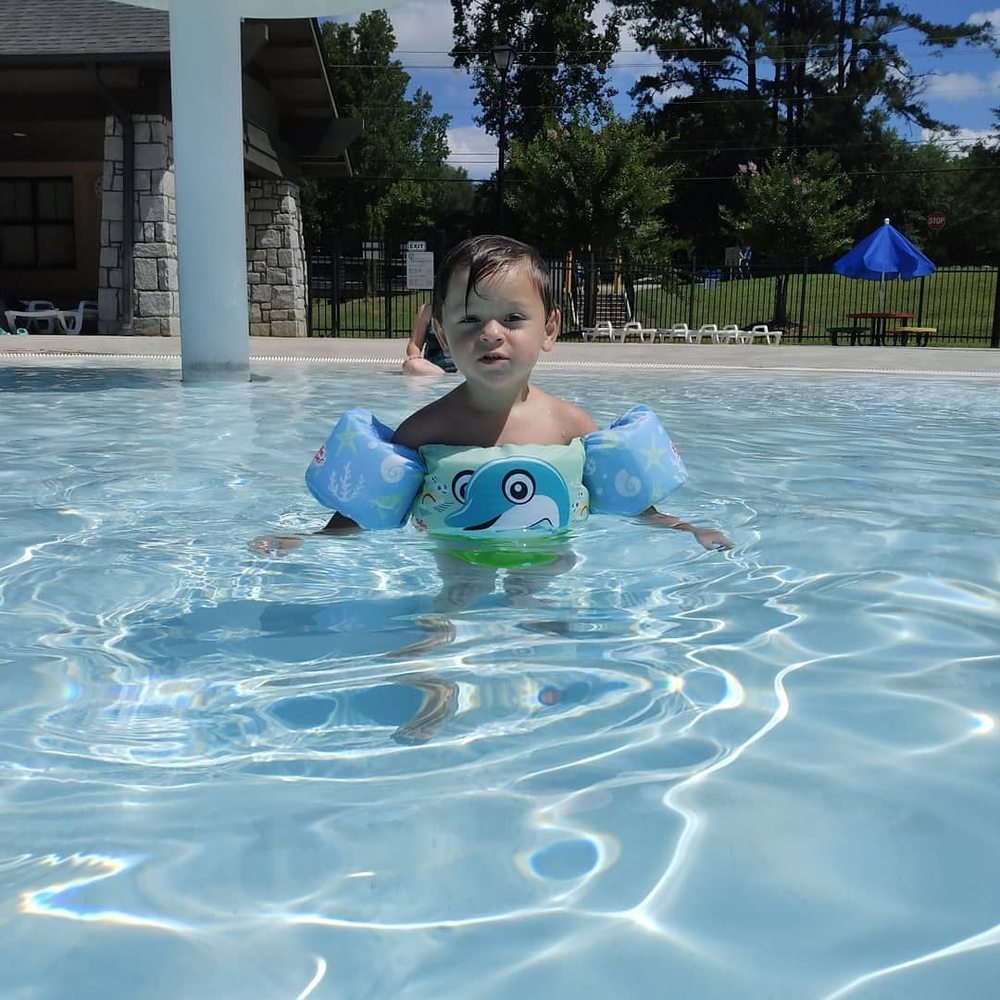 Milam Park Pool Center: 3867 Norman Rd, Clarkston, GA