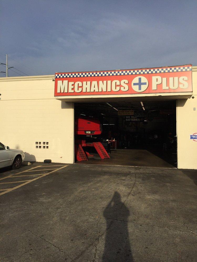Mechanics Plus: 484 Semoran Blvd, Casselberry, FL