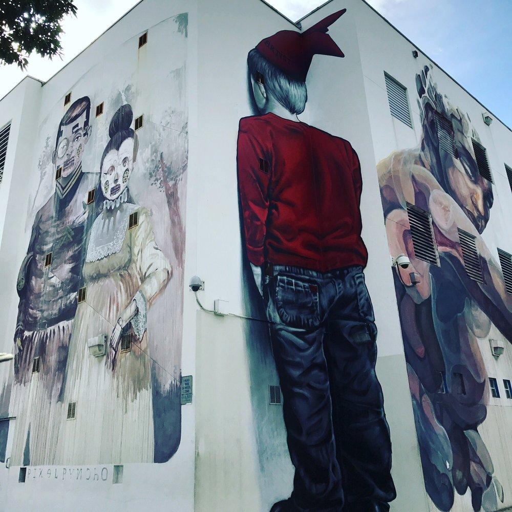 Miami's Best Graffiti Guide