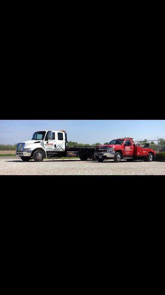 Cross Auto Body & Towing: 8810 Maple Rd, Edwardsville, IL