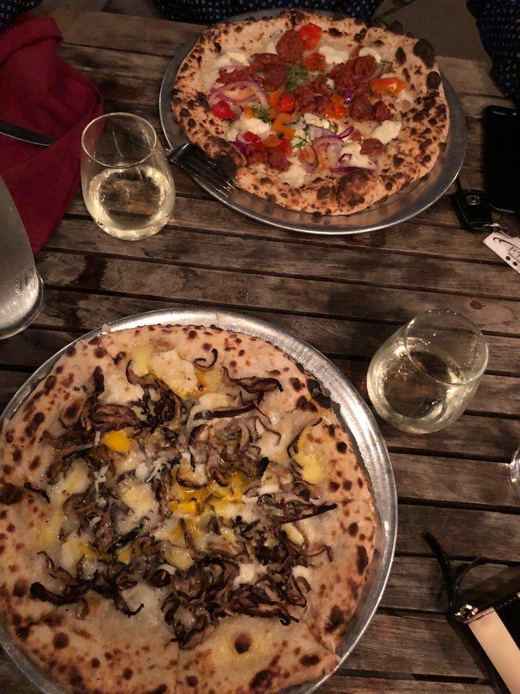 Nomad Pizza -  Hopewell: 10 E Broad St, Hopewell, NJ