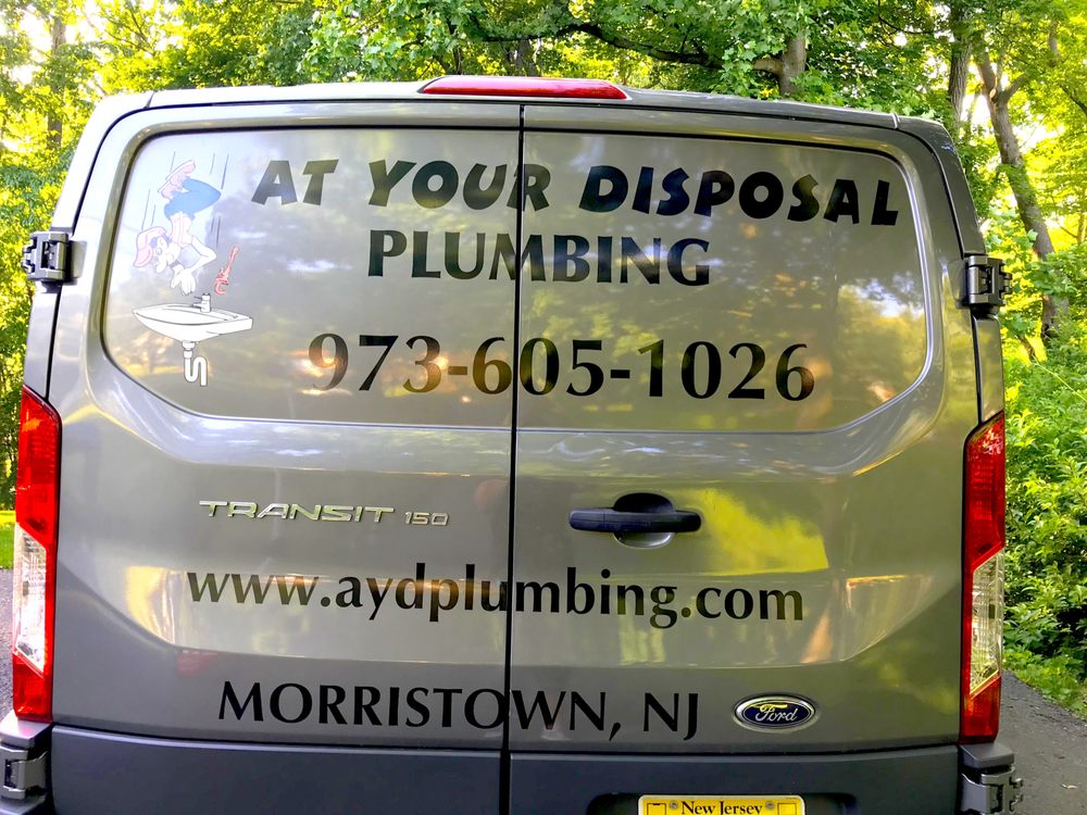 At Your Disposal Plumbing