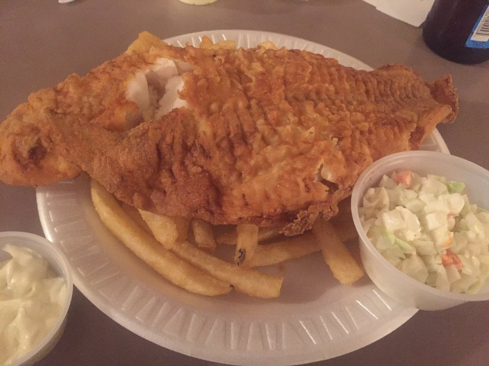 S S Lobster Ltd Fitchburg Ma Ginormous fried...