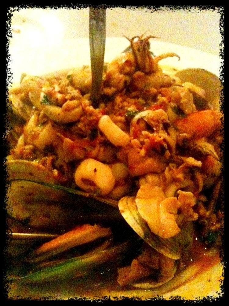 Fabrocini S Italian Kitchen Tarzana Ca