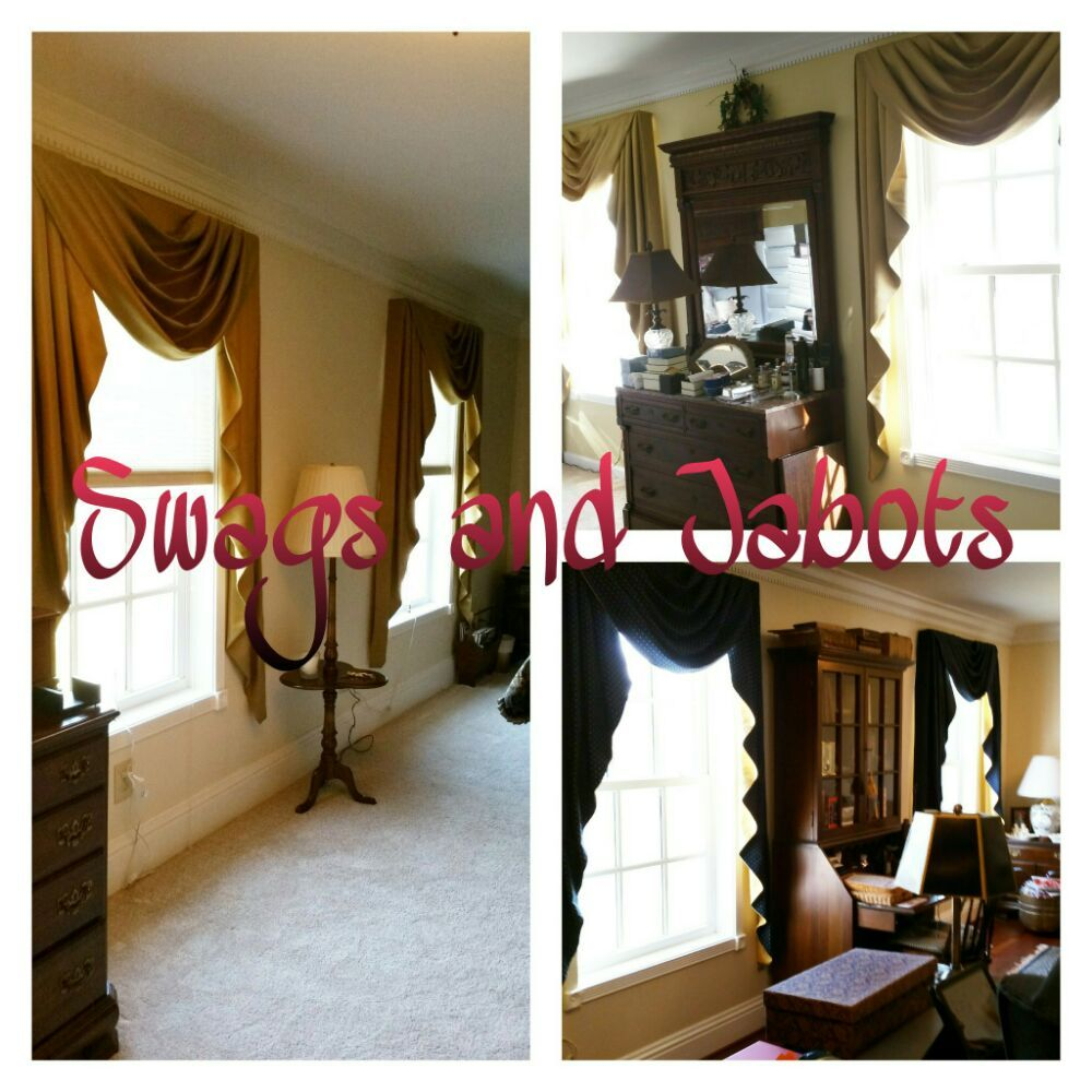 Custom Curtains by Design: 1345 North Bend Rd, Jarrettsville, MD