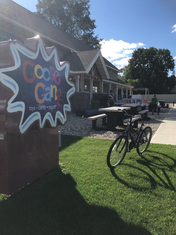 Goose Gang: 342 3rd Ave Se, Perham, MN
