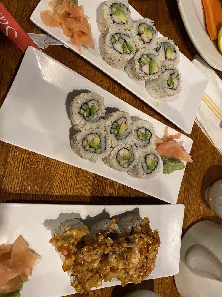 Sakura Japanese Restaurant: 7201 N Keystone Ave, Indianapolis, IN