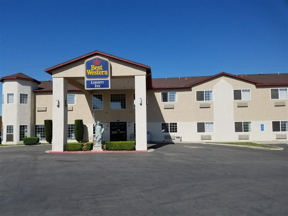 Best Western Liberty Inn: 14394 County Line Rd, Delano, CA