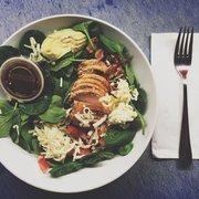 Always Fresh Delicio Photo Of B Espresso Bar Toronto On Canada Cobb Salad