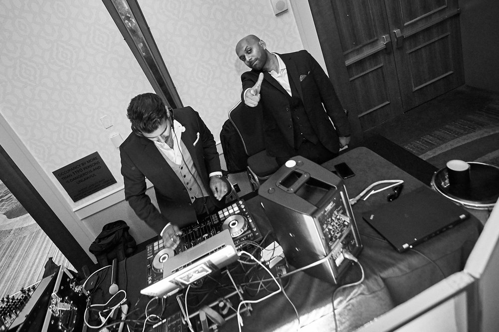 Silk Events DJ + Lighting