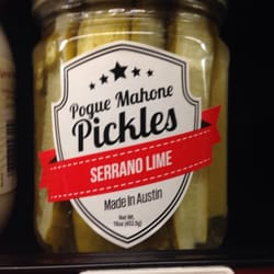 Pogue Mahone Pickles Whole Foods