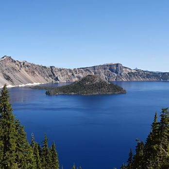 Crater Lake National Park Photos Reviews Parks - Crater lake on us map