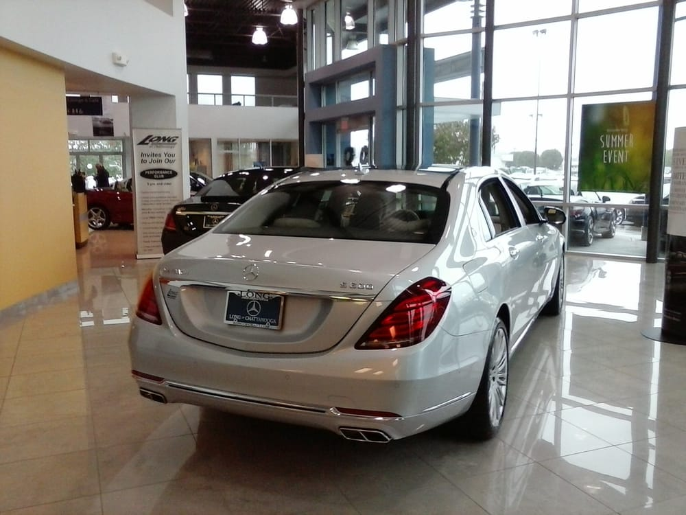 Mercedes benz at long of chattanooga dealerships 6039 for Mercedes benz dealership phone number
