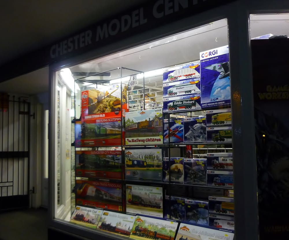 We are an online and in-store model shop selling plastic model kits, radio control cars, quad copters, railway modelling accessories & more. North East Model Centre | The North's premier Model Shop. Wooden Ships North East Model Centre The Old Chapel Chester Moor Chester le Street County Durham Durham DH2 3RJ.