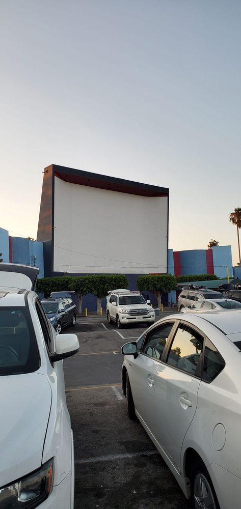 The Roadium Drive-in theater and Open Air Market: 2500 W Redondo Beach Blvd, Torrance, CA