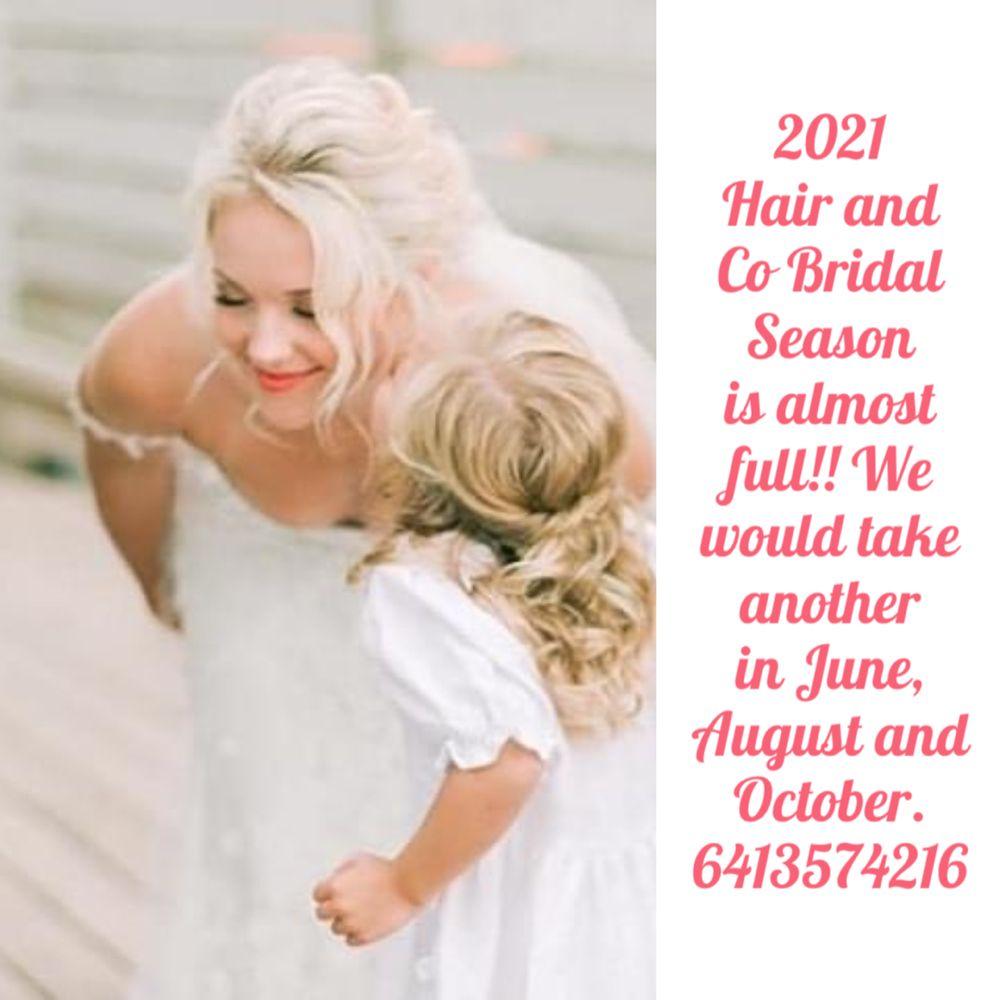 Hair & Company: 481 N Shore Dr, Clear Lake, IA