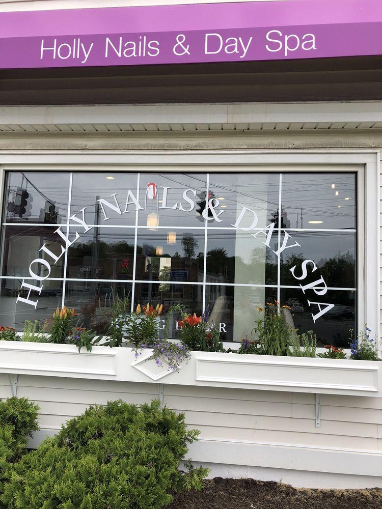 Holly Nails & Day Spa - 10 Photos - Nail Salons - 35 Danbury Rd ...