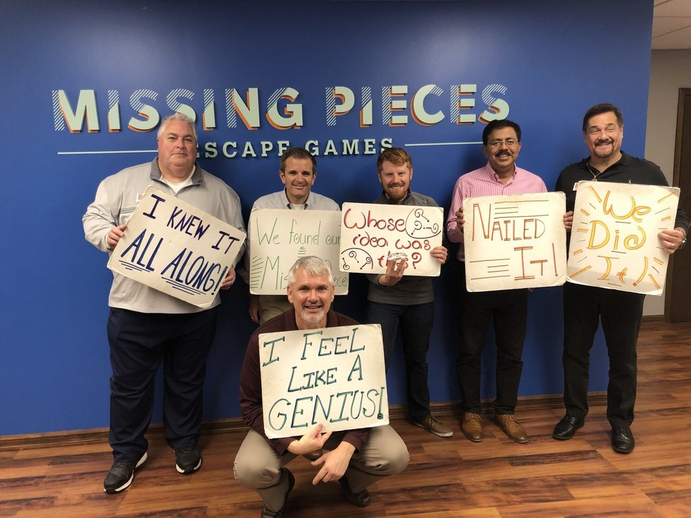 Missing Pieces Escape Games: 5233 Edina Industrial Blvd, Edina, MN