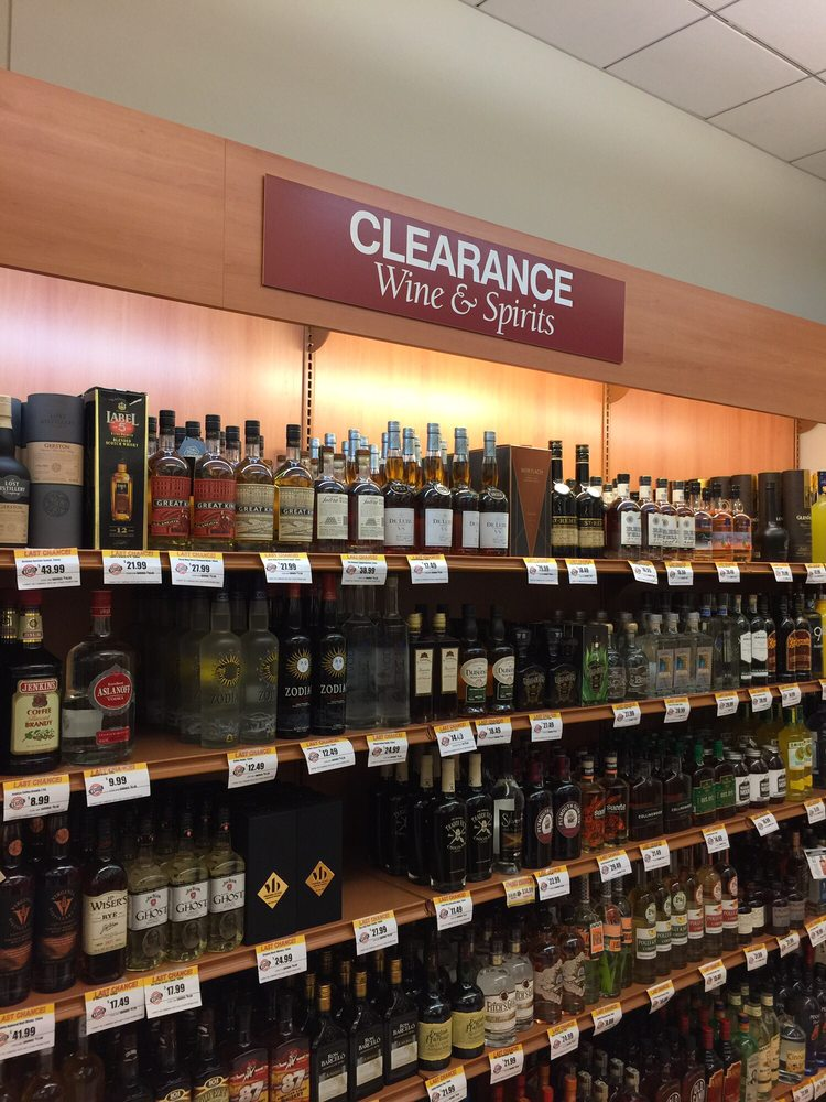 New Hampshire Liquor & Wine Outlet: Interstate 93 S 25 Springer Rd, Hooksett, NH