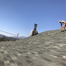 Photo Of Top Roofing   Los Angeles, CA, United States. Measuring A Historic