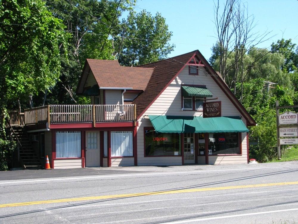 Restaurants Near Accord Ny