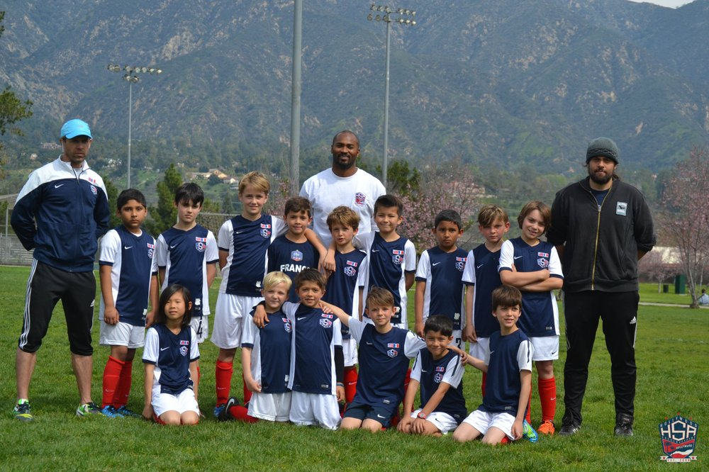 Hollywood Soccer Academy