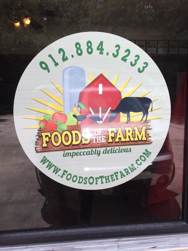 Foods of the Farm: 11239 E Oglethorpe Hwy, Midway, GA