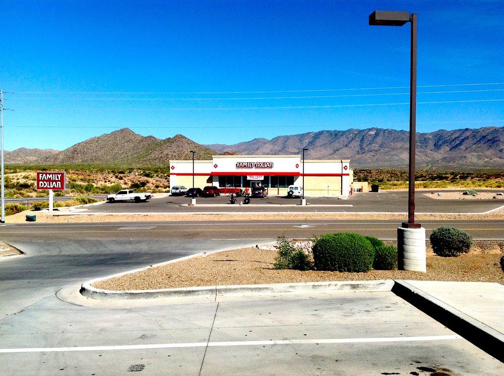 Familydollar Store: 26645 S State Route 89, Congress, AZ