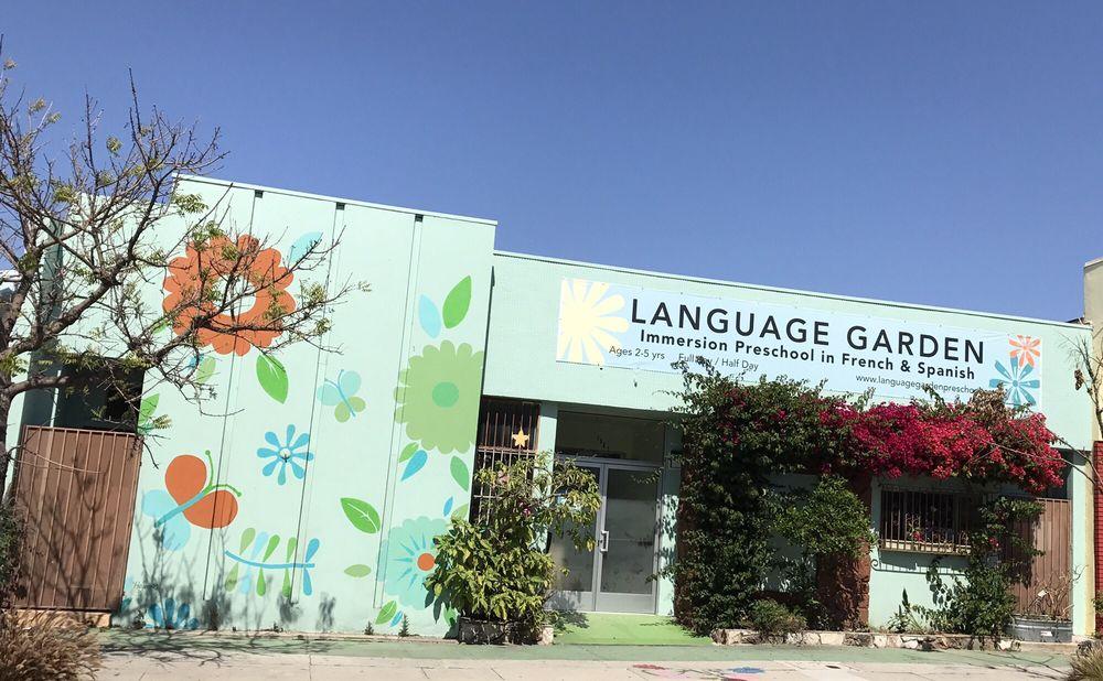 Language Garden Preschool Los Angeles Fasci Garden