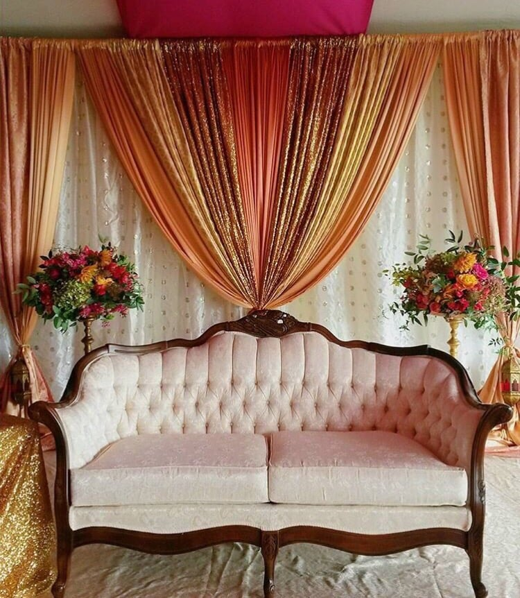 Indian Wedding Backdrop Decor Yelp
